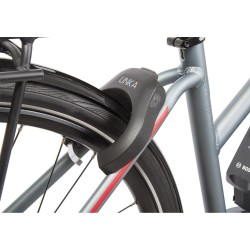 Linka Cykellås - Smart Lock Elektronisk Bluetooth