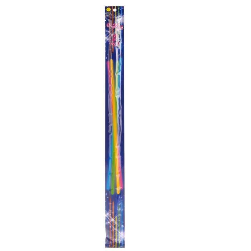 2 Stk. Kæmpe Knæklys 56 cm