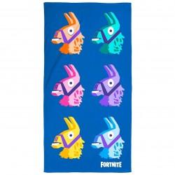 Fortnite Stand Håndklæde Med Lama 140 x 70 cm