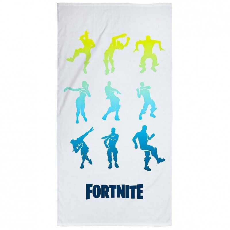 Fortnite Stand Håndklæde Med Danse 140 x 70 cm