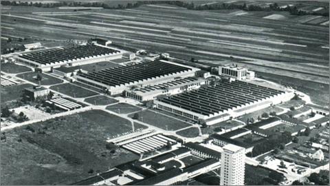 Puch fabrikken i Østrig - Her blev dele Puch Maxi dele produceret i 1960 og 1970erne